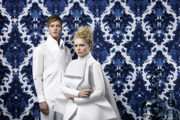 Marcel Wanders & BN International Present 'Neo Royal' Wallpaper Collection