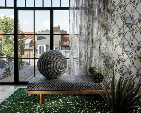Christian Lacroix 'Histoires Naturelles' Fabric & Wallpaper Collection - Now Available