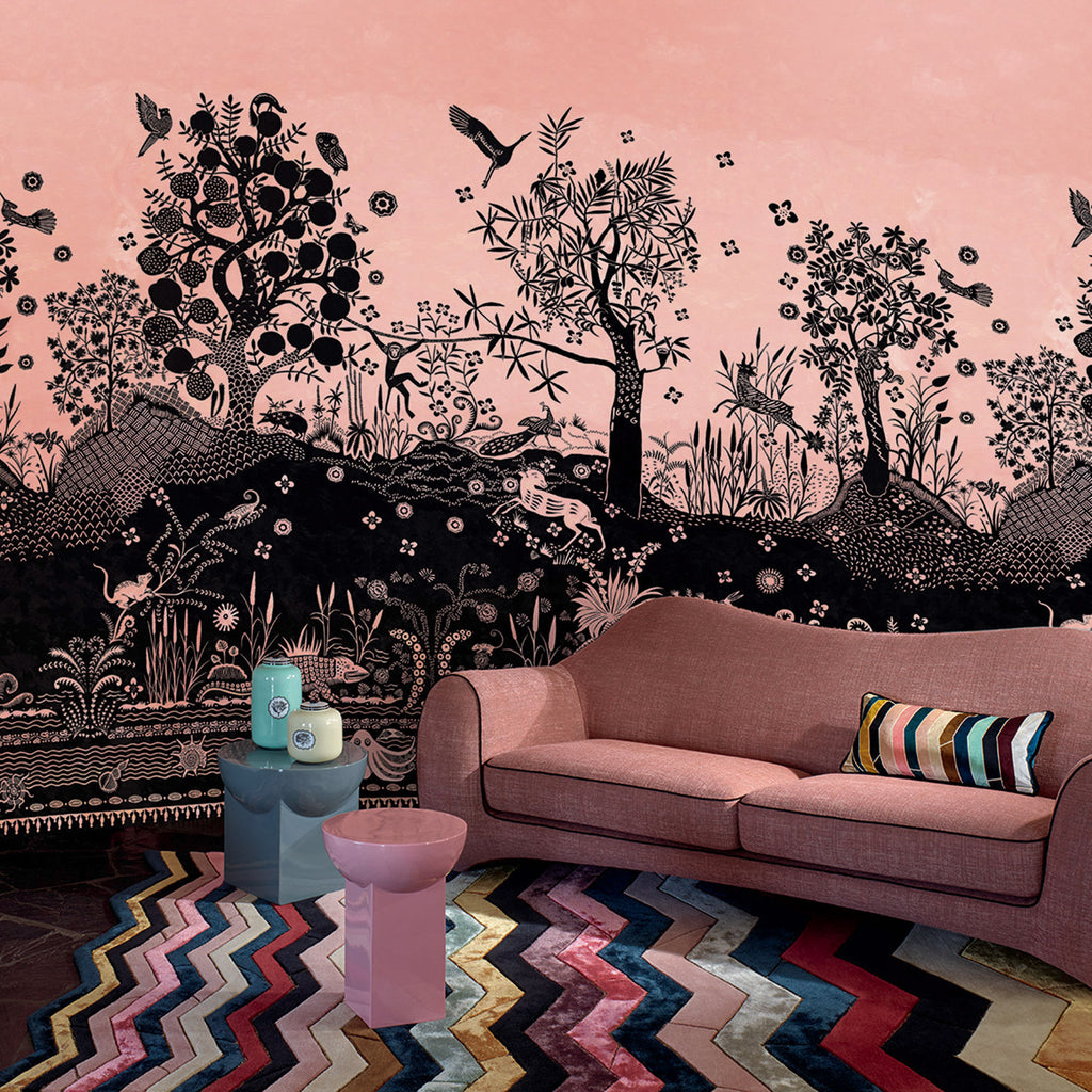 Christian Lacroix 'Paradis Barbares' Fabric & Wallpaper Collection - Now Available