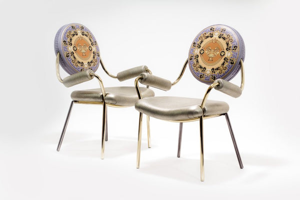 "Versace Home ""La Coupe des Dieux"" Chair"