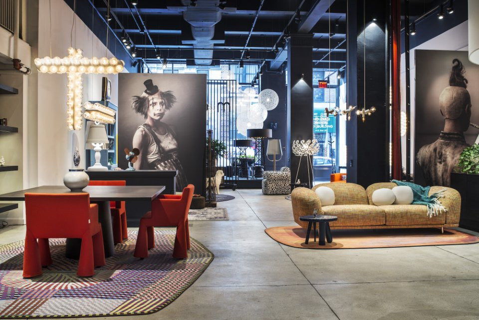 Moooi Opens Its First Showroom & Brand Store In New York