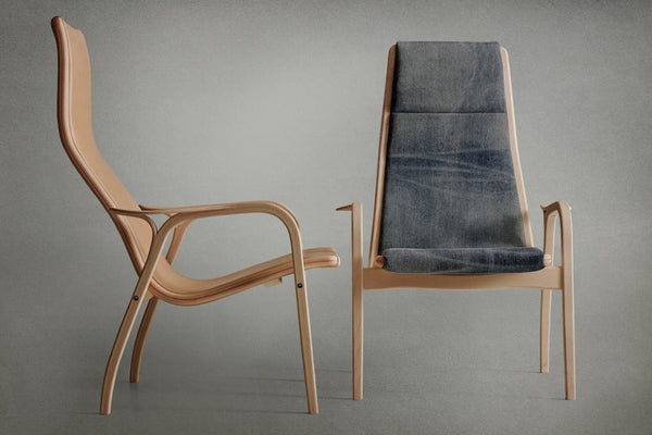 Lamino Chair By Nudie Jeans And Swedese