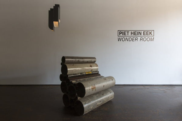 Piet Hein Eek Takes His 'Wonder Room' Exhibition To New York