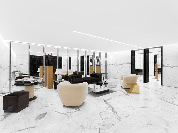 Saint Laurent Renovates It's Faubourg Saint-Honore Flagship in Paris