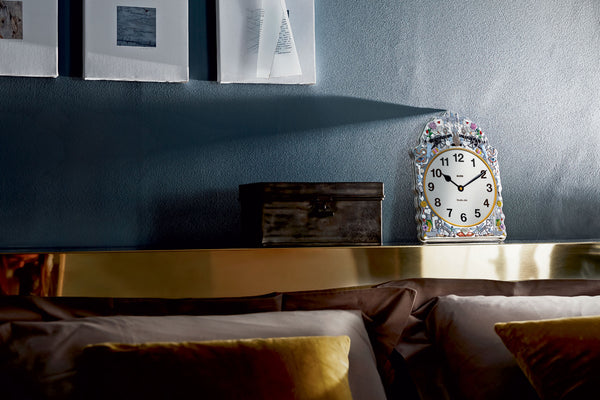 Studio Job Designs 17th Century 'Comtoise' Wall Clock For Alessi