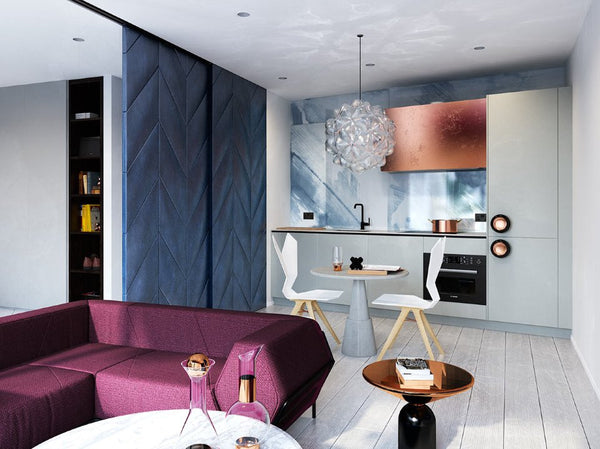 Tom Dixon Designs Limited Edition Apartments