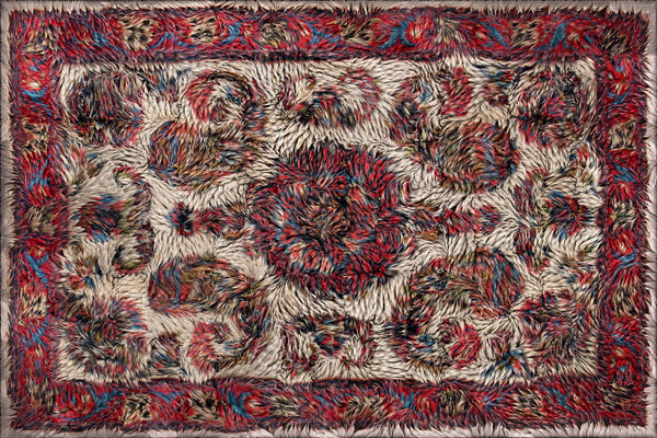 Valerio Sommella Designs Persian Inspired Rug Collection for Moooi Carpets