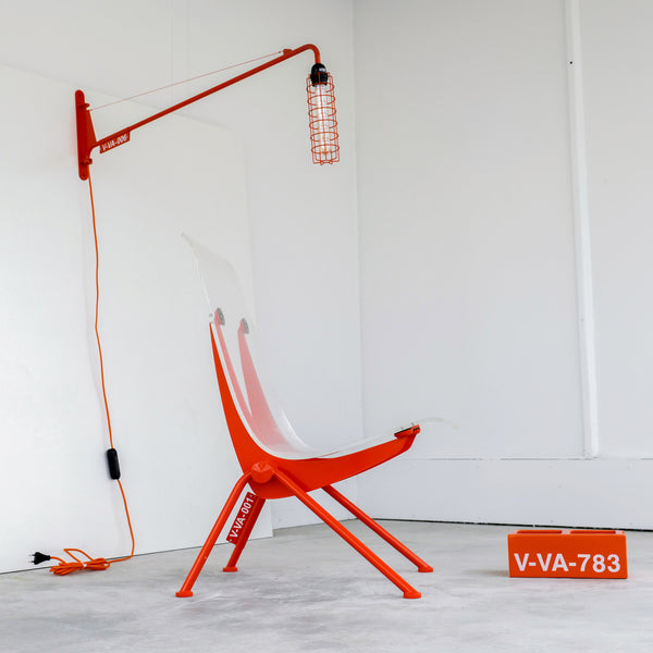 Virgil Abloh & Vitra Launch Bold Furniture Collection Inspired by Jean Prouvé