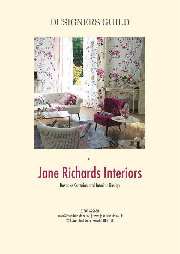Designers Guild at Jane Richards Interiors