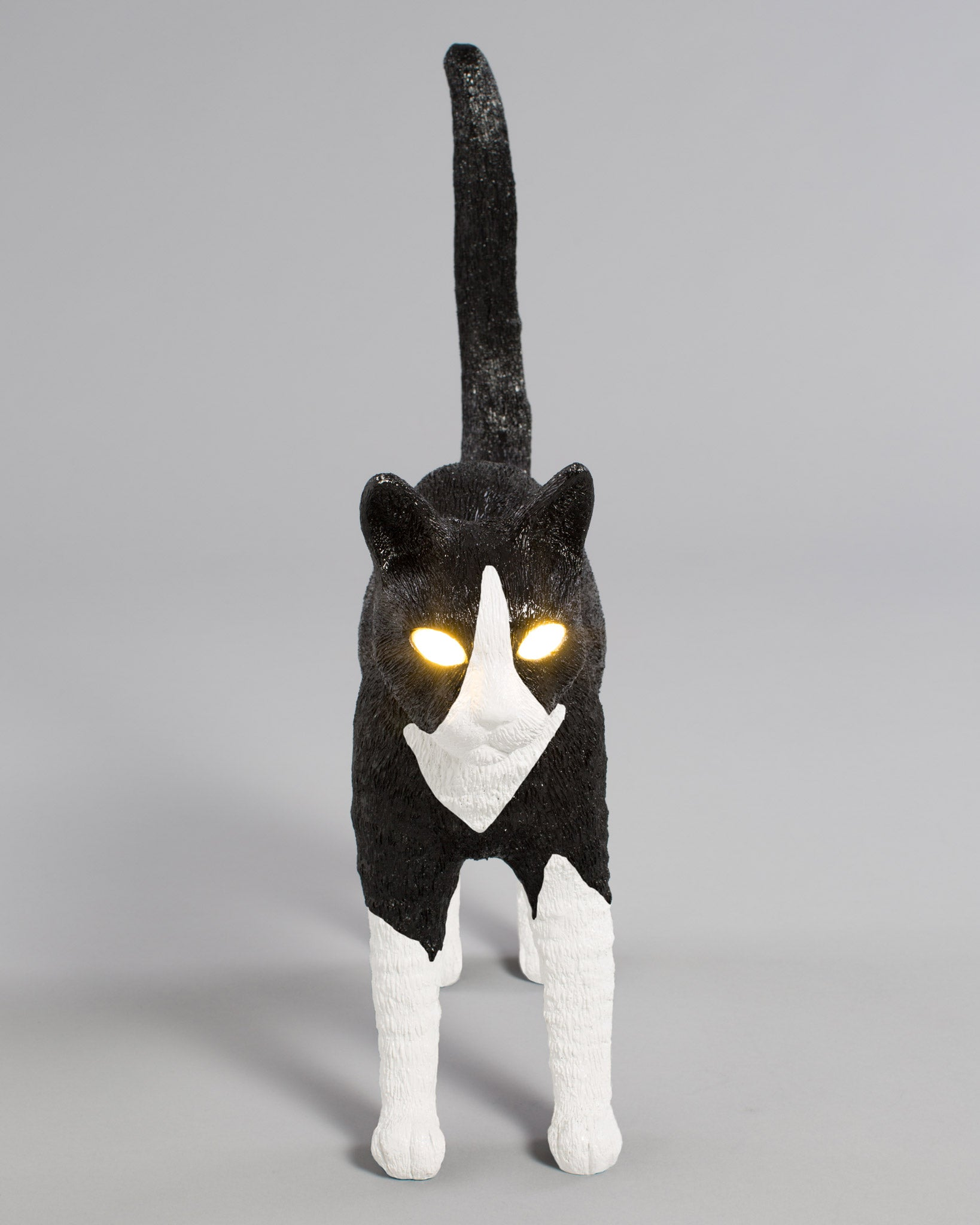 ... The Cat Lamp Is Produced Entirely From Resin And Follows In The  Footsteps Of The Pairs Launched Banana Lamp And Selettiu0027s Monkey U0026 Mouse  Lamps By ...