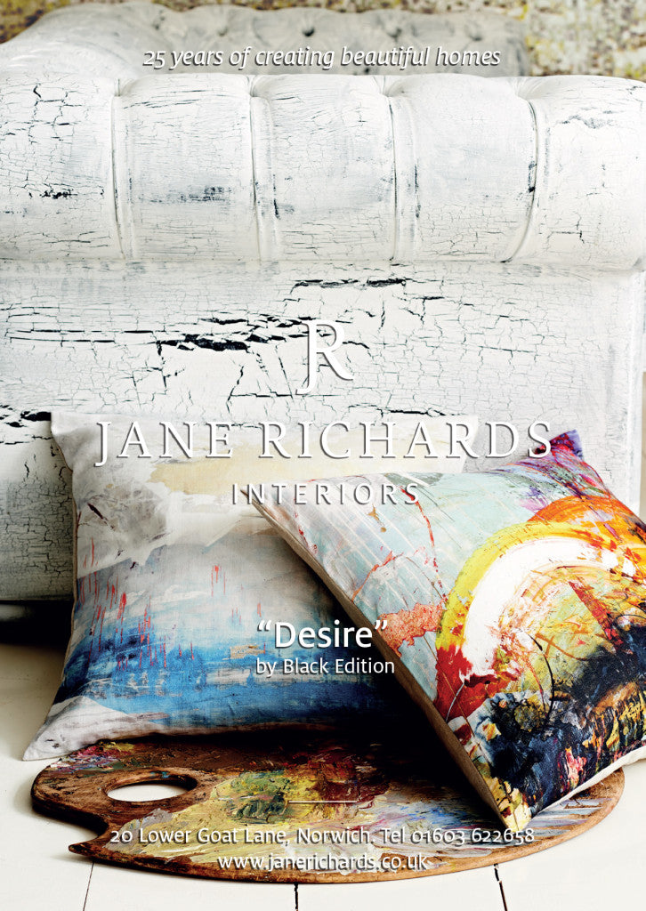 Desire by Black Edition available at Jane Richards Interiors