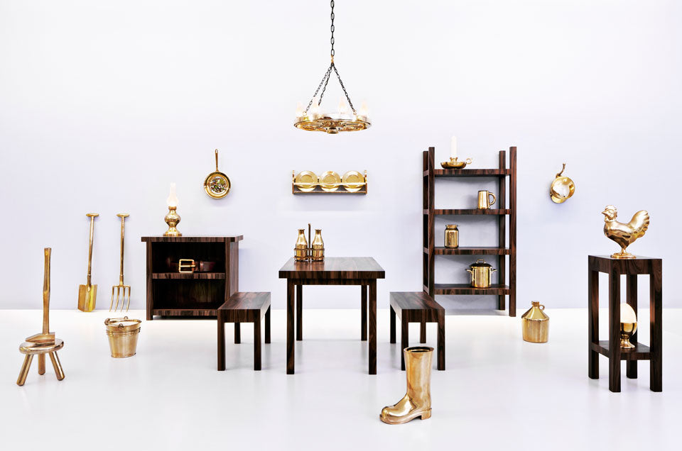 The Series Has Previously Been Exhibited At Groninger Museum Netherlands Salone Milan Design Miami Basel And