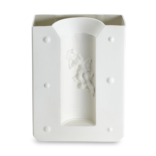 1882 Ltd Negative Vase by Snarkitecture Front