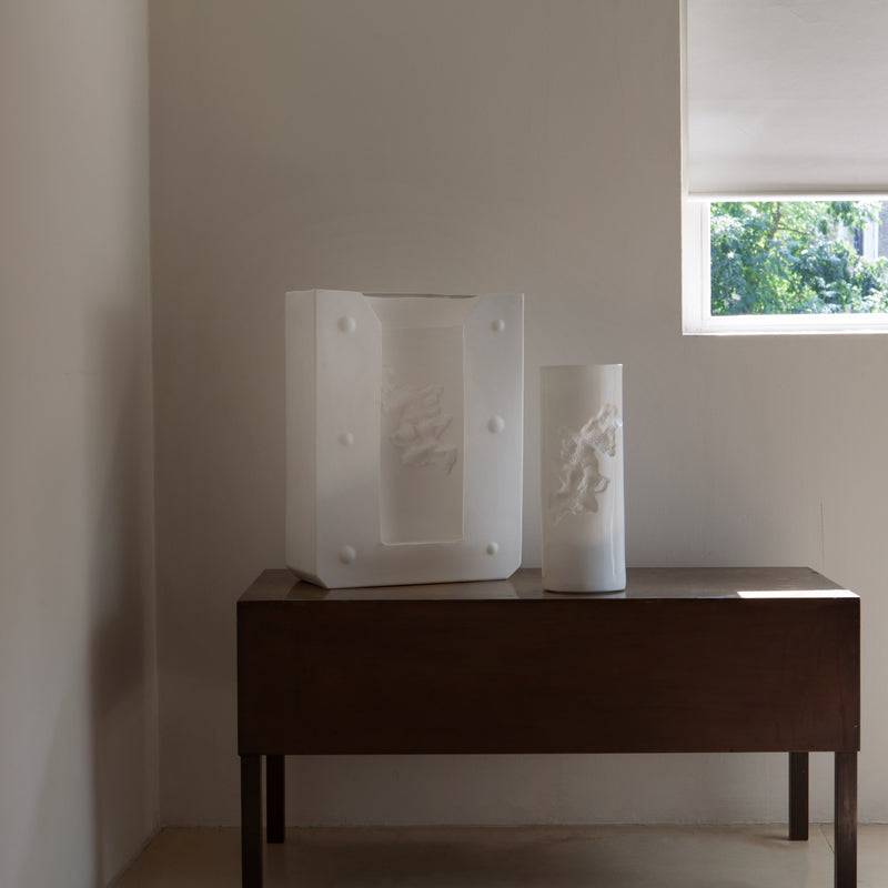 1882 Ltd Positive Vase by Snarkitecture Roomset