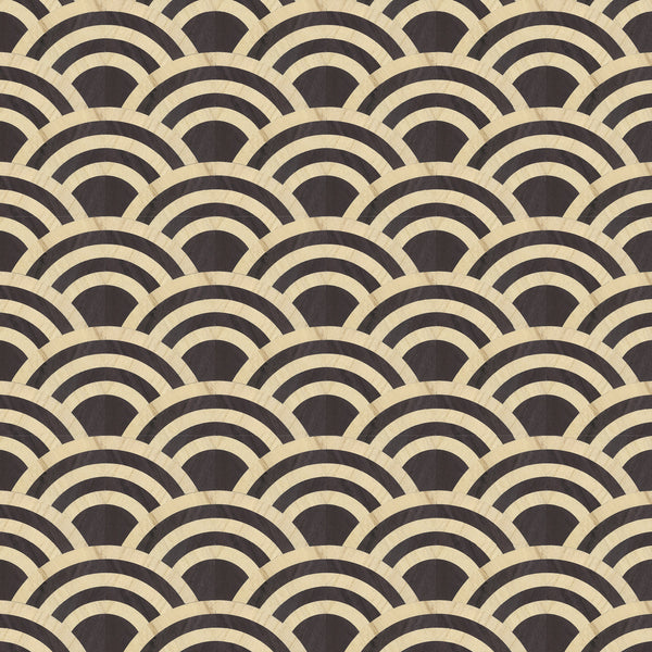 Arte x Moooi Wallcovering 'Lucky O's' Wallpaper MO3040