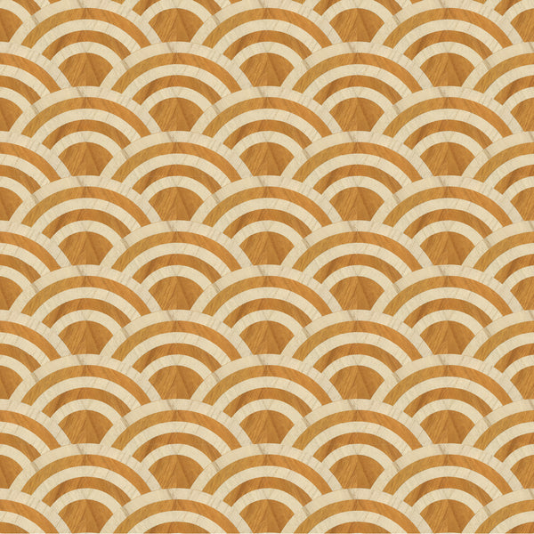 Arte x Moooi Wallcovering 'Lucky O's' Wallpaper MO3041