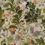 Arte x Moooi Wallcovering Menagerie of Extinct Animals Wallpaper MO2073
