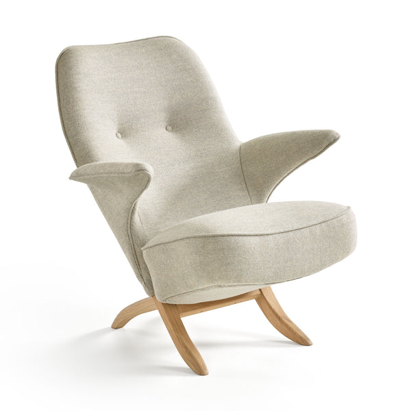 Pinguin Chair by Theo Ruth Beige