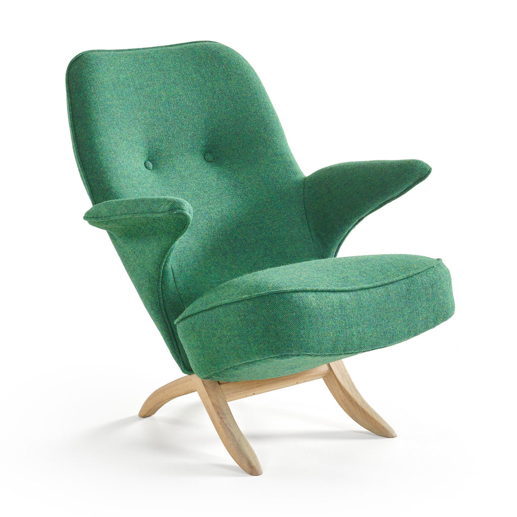 Pinguin Chair By Theo Ruth Green