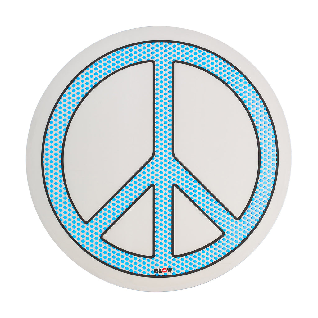 BLOW by Studio Job & Seletti 'Peace' Round Mirror