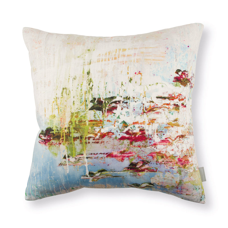 Black Edition by Romo 'Passion 1' Cushion by Jessica Zoob Front