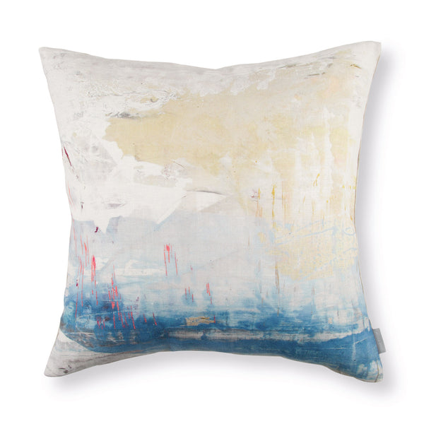 Black Edition by Romo 'Passion 6' Cushion by Jessica Zoob Front