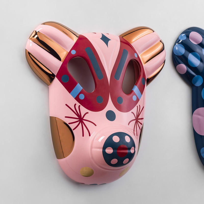 Baile Mask Collection by Jaime Hayon