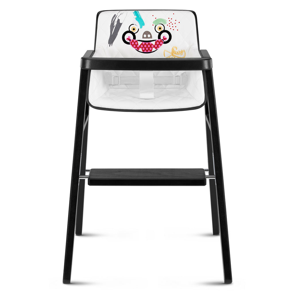 CYBEX by Marcel Wanders Graffiti Highchair Front