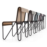 Cassina 279 Beugel Chair by Gerrit Thomas Rietveld Group Back