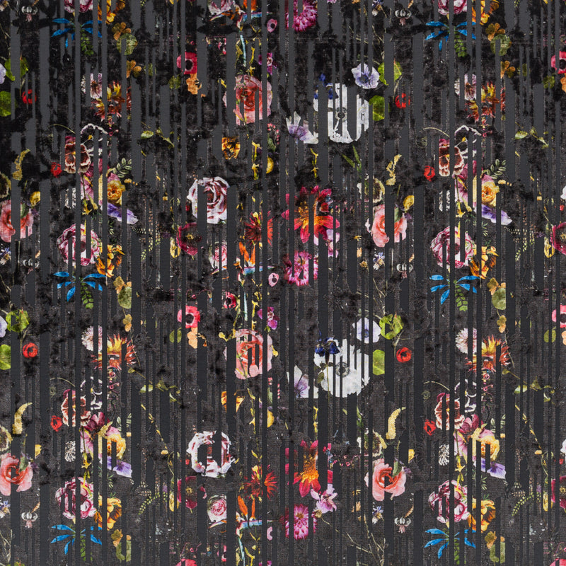 Christian Lacroix 'Babylonia Nights Soft' Fabric Crepuscule