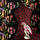 Christian Lacroix 'Babylonia Nights Soft' Wallpaper Detail
