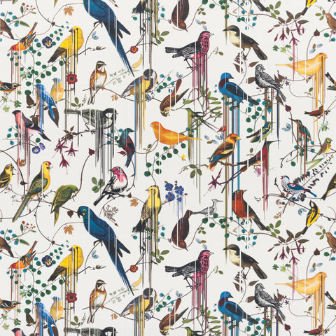 Christian Lacroix Birds Sinfonia Fabric