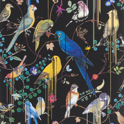 Christian Lacroix 'Birds Sinfonia' Wallpaper Crepuscule