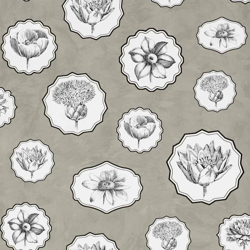 Christian Lacroix 'Herbariae' Wallpaper PCL7028/02