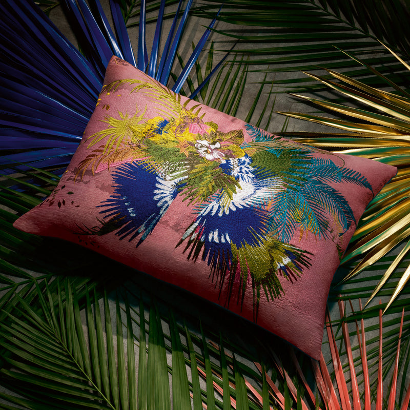 Christian Lacroix 'Oiseau Fleur' Bourgeon Cushion Mood