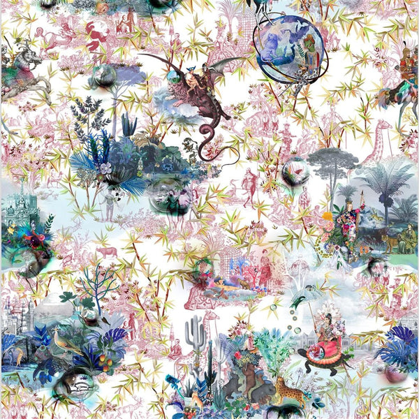Christian Lacroix Reveries Wallpaper Tomette