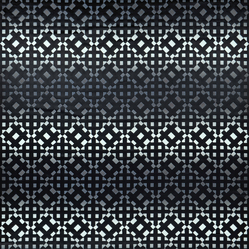 Christian Lacroix 'Soft L'Aveu' Fabric Graphite (FCL7049/03)