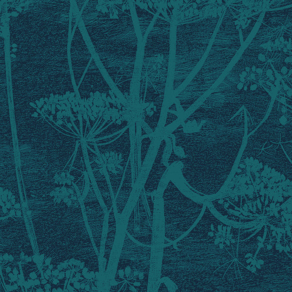 Cole & Son 'Cow Parsley' Velvet Fabric F111/5015