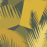 Cole & Son Deco Palm Wallpaper 105/8035