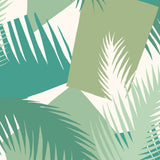 Cole & Son Deco Palm Wallpaper 105/8037