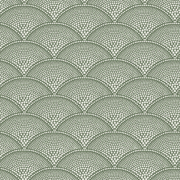 Cole & Son 'Feather Fan' Fabric F111/8029