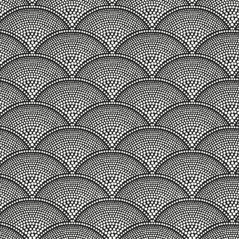 Cole & Son 'Feather Fan' Fabric F111/8031