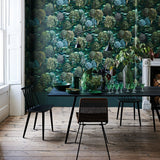 Cole & Son Forest Wallpaper 115/9028 Roomset