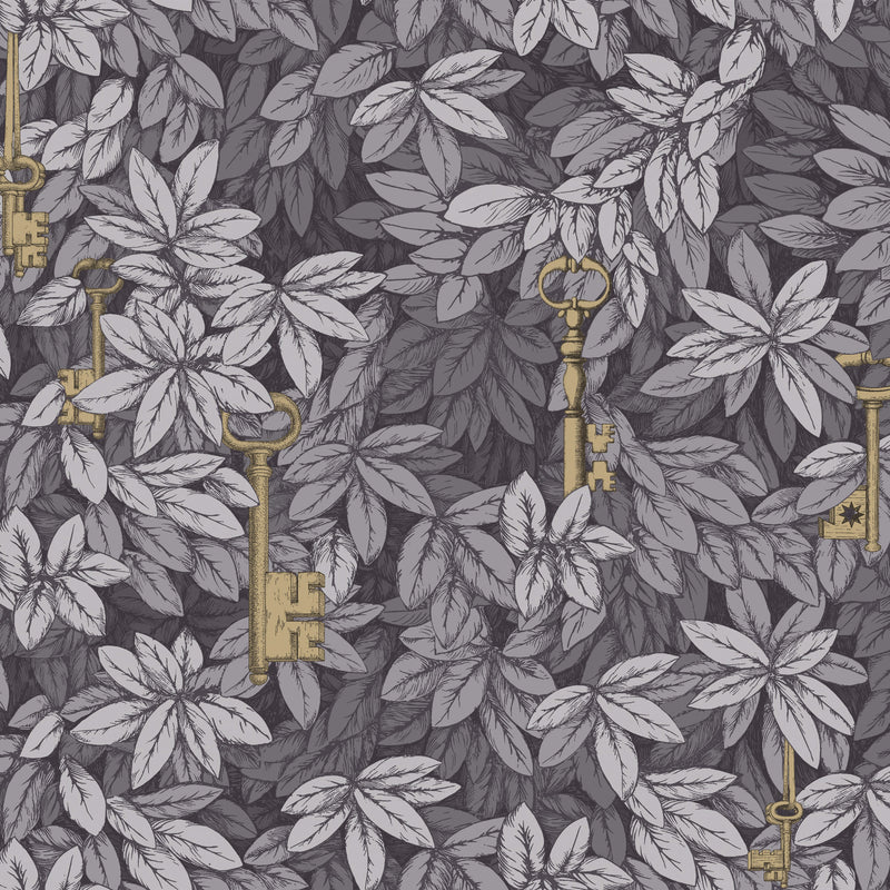 Cole and Son Fornasetti 'Chiavi Segrete' Wallpaper 114/26051