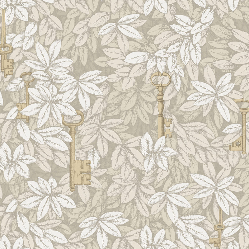 Cole and Son Fornasetti 'Chiavi Segrete' Wallpaper 114/26052