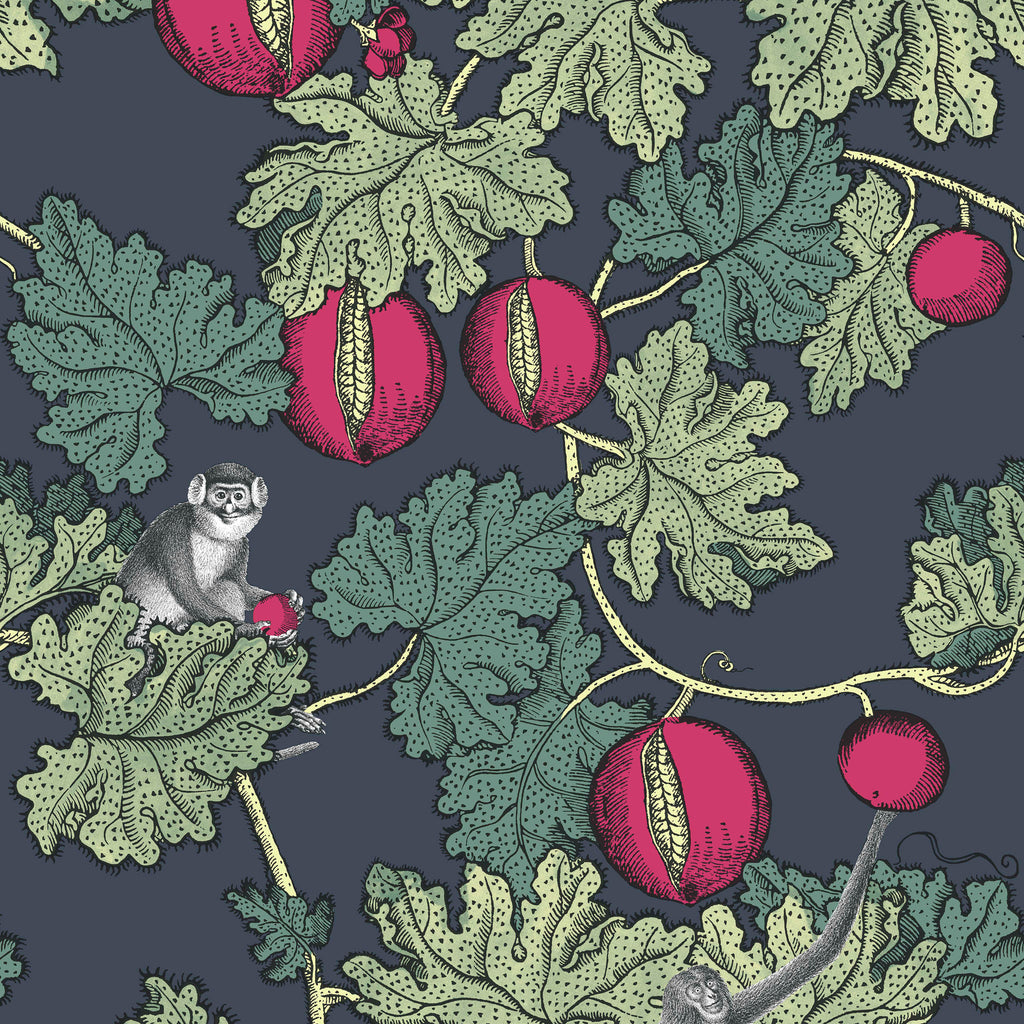 Cole and Son x Fornasetti 'Frutto Proibito' Wallpaper 114/1001