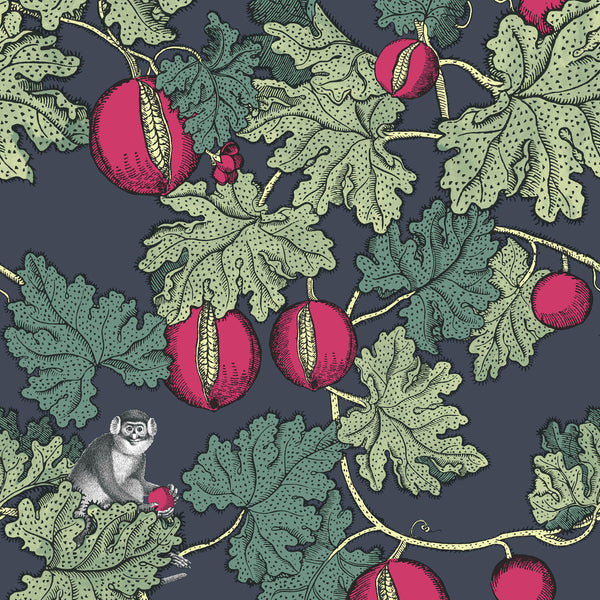 Cole and Son Fornasetti 'Frutto Proibito' Wallpaper 114/1001