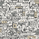 Cole and Son x Fornasetti 'Mediterranea' Wallpaper 114/7013