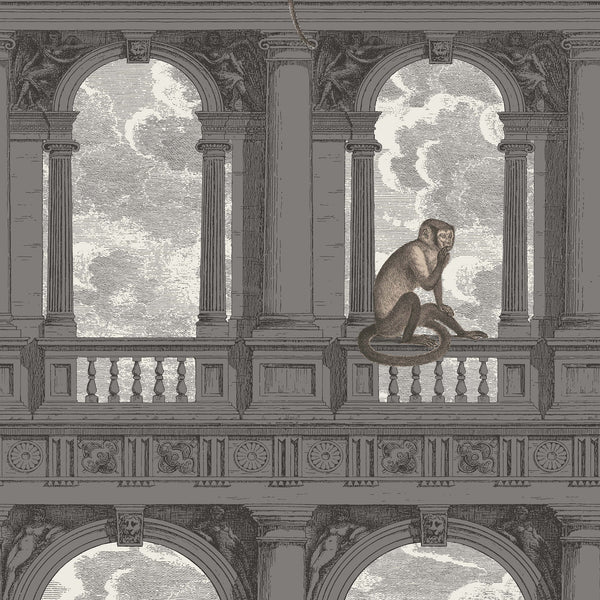 Cole and Son Fornasetti 'Procuratie con Vista' Wallpaper 114/8016