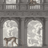 Cole and Son x Fornasetti 'Procuratie con Vista' Wallpaper 114/8016
